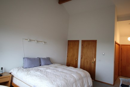 Truro Cape Cod vacation rental - Main Bedroom with King Bed, Adjacent Full Bath