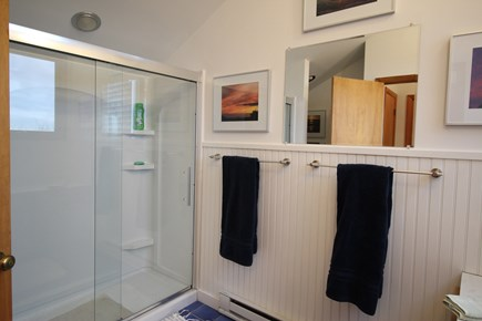 Truro Cape Cod vacation rental - Master Bedroom Bath