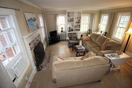 Dennis Cape Cod vacation rental - Alternate view of living room