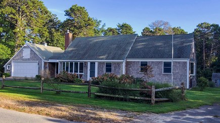 Eastham Cape Cod vacation rental - House is in a quiet area, yet convenient to everything.