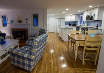 Eastham Cape Cod vacation rental - Hardwood floors and granite counters.