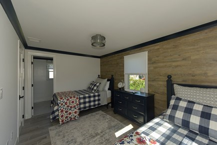 Hyannis Cape Cod vacation rental - Bedroom 2 twins
