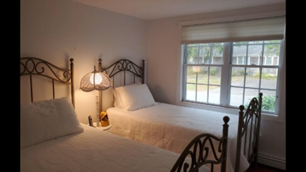 Mashpee, Popponesset Cape Cod vacation rental - Twin beds with closet for storage