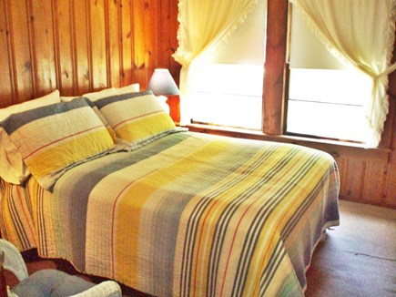 Wellfleet Cape Cod vacation rental - Bedroom #2 with full bed