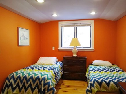 Wellfleet Cape Cod vacation rental - Bedroom with twin bed