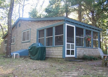 Harwich Cape Cod vacation rental - Batchelor Hall - 2 bedrooms, kitchenette, bathroom with shower