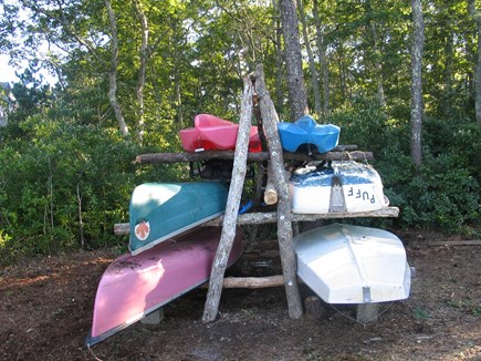 Harwich Cape Cod vacation rental - Boats available