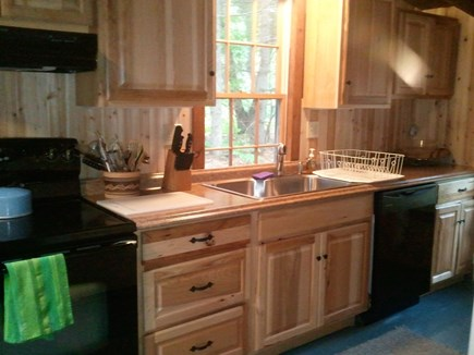 Harwich Cape Cod vacation rental - Full kitchen including dishwasher