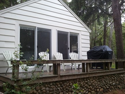 Harwich Cape Cod vacation rental - Main cottage