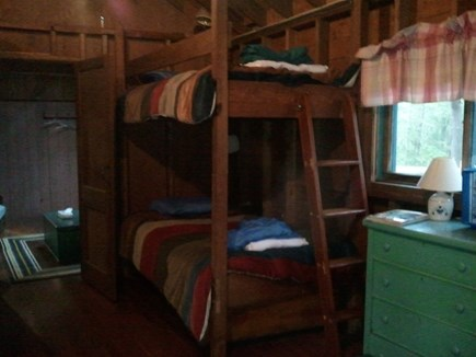 Harwich Cape Cod vacation rental - Bunk room - 4 twin beds