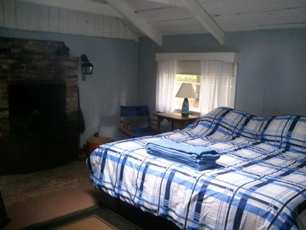Harwich Cape Cod vacation rental - Bedroom 1 - 1 king, 1 twin