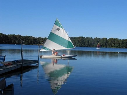 Harwich Cape Cod vacation rental - Sailboat available