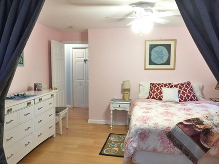 North Eastham Cape Cod vacation rental - Queen Bedroom with extra long dresser