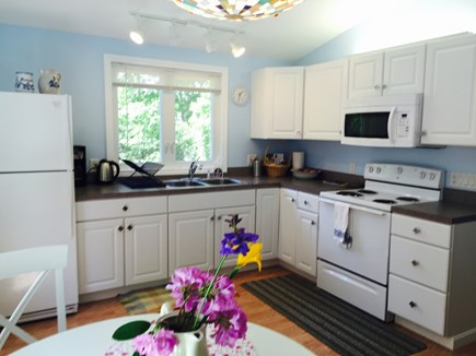 North Eastham Cape Cod vacation rental - Kitchen area