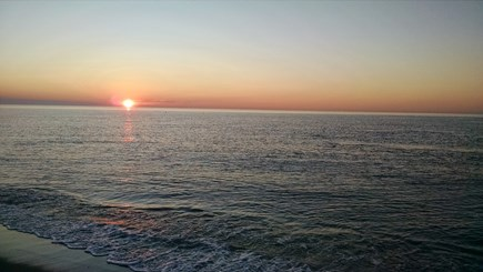 Truro Cape Cod vacation rental - Sunset at Race Point Beach - Provincetown
