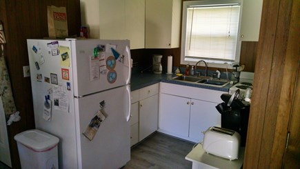 Truro Cape Cod vacation rental - Full kitchen!  Ready for a full meal or light snack!