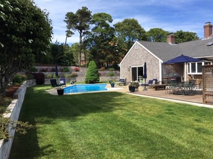 Chatham Cape Cod vacation rental - Beautiful backyard for relaxing