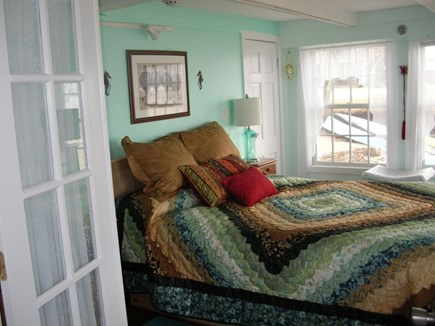 Provincetown, Bull Ring Wharf Oceanfront Cape Cod vacation rental - Bedroom 1