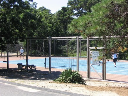 Brewster Cape Cod vacation rental - Tennis courts
