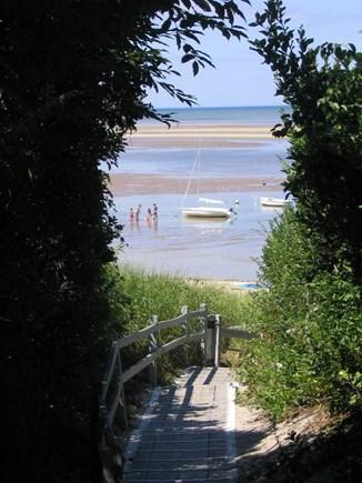 Brewster Cape Cod vacation rental - Easy walk to beautiful beach