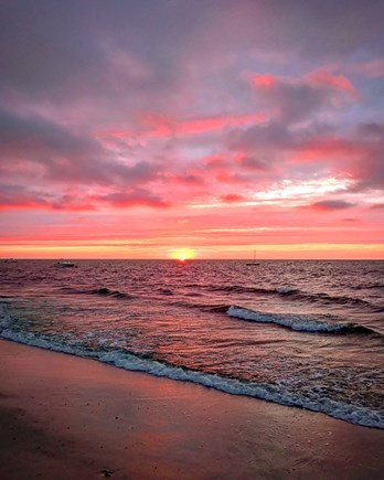 Brewster Cape Cod vacation rental - Days end!
