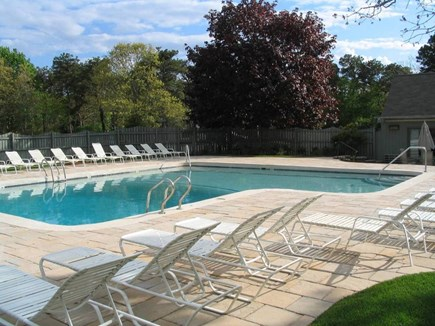 Brewster Cape Cod vacation rental - Relax by the pool