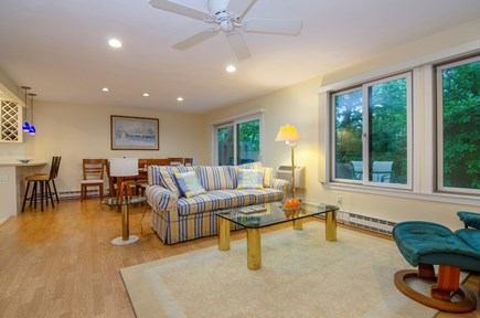 Brewster Cape Cod vacation rental - Great room Open to dining area