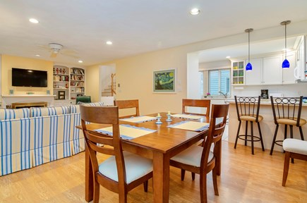 Brewster Cape Cod vacation rental - First floor
