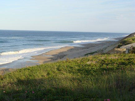 Wellfleet Cape Cod vacation rental - LeCount Hollow Beach, 1/2 mile away