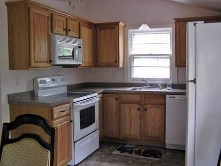 Wellfleet Cape Cod vacation rental - Kitchen