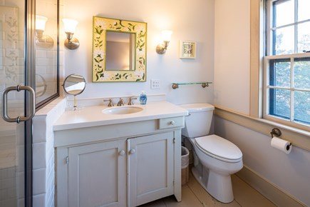 Orleans Cape Cod vacation rental - King room en suite with stand up shower