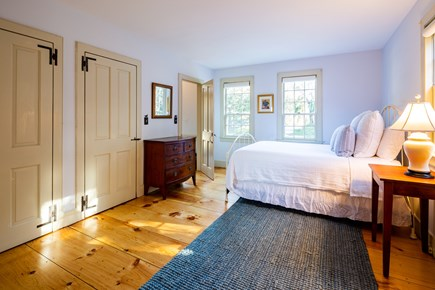 Orleans Cape Cod vacation rental - Main level queen bedroom with private en suite
