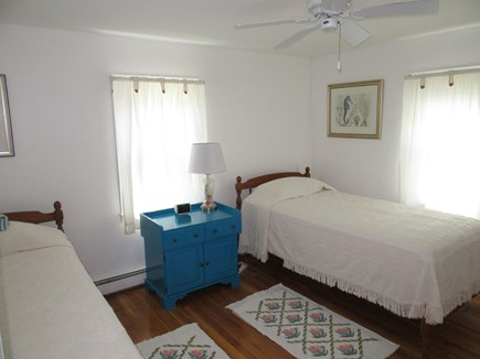 Dennis Cape Cod vacation rental - Bedroom 2 with twin beds