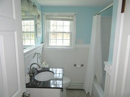 Dennis Cape Cod vacation rental - Hall Bath (full)