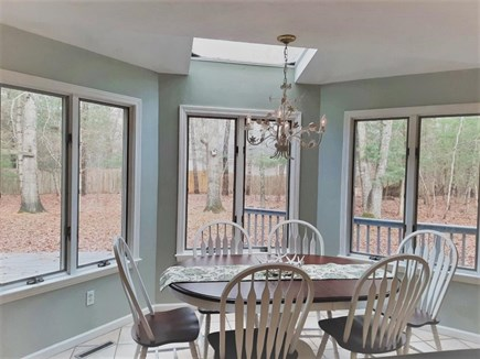 Marstons Mills Marstons Mills vacation rental - SUNNY Breakfast Nook