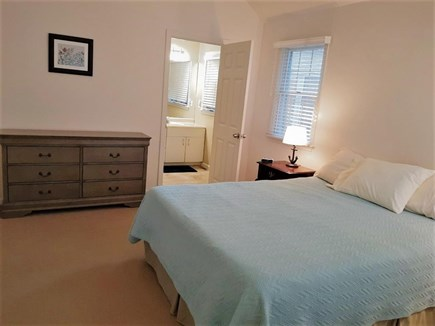 Marstons Mills Marstons Mills vacation rental - First level Master Bedroom w/en-suite bath