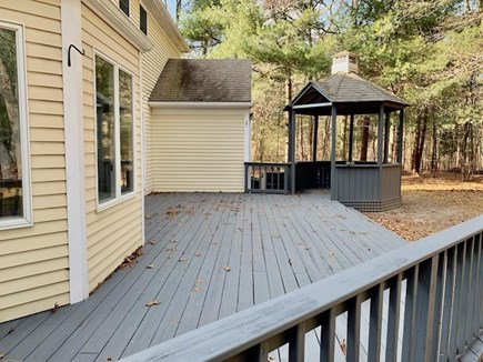 Marstons Mills Marstons Mills vacation rental - HUGE Back Deck with two BBQ grills