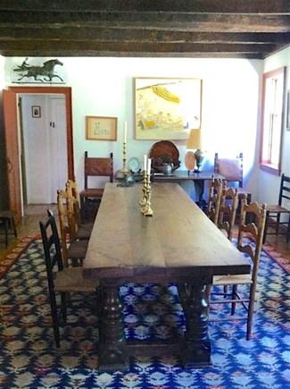 Wellfleet Cape Cod vacation rental - Plenty of room for memorable meals