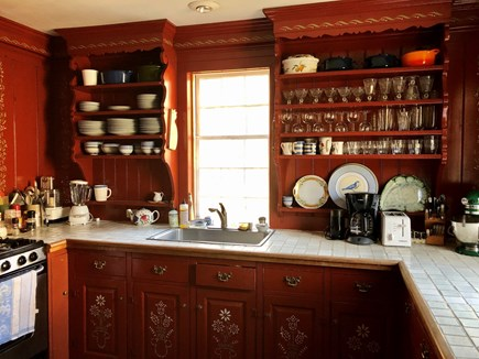 Wellfleet Cape Cod vacation rental - Fully equipped kitchen