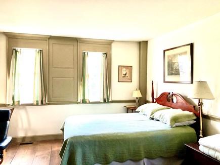 Wellfleet Cape Cod vacation rental - First floor bedroom with queen