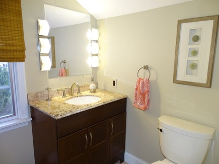 East Dennis Cape Cod vacation rental - Master bathroom with shower