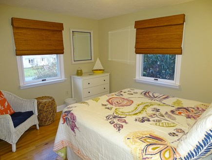 East Dennis Cape Cod vacation rental - Bedroom with queen bed