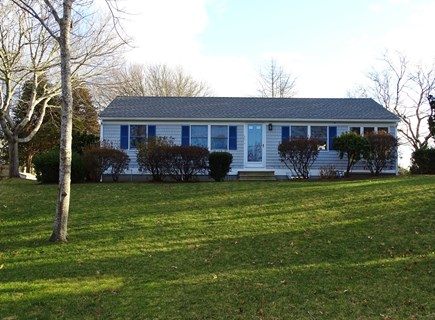 East Dennis Cape Cod vacation rental - Cute Cape style ranch with large front and back yard