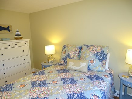 East Dennis Cape Cod vacation rental - Bedroom with full size bed