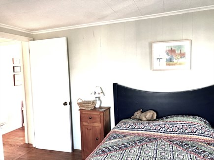 Truro Cape Cod vacation rental - Main floor double size bed