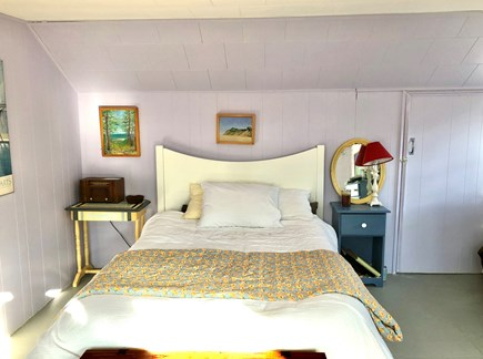Truro Cape Cod vacation rental - Upstairs double size bed
