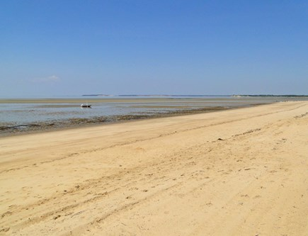 North Eastham/Bay Side Cape Cod vacation rental - Walk to beautiful Sunken Meadow Beach on Cape Cod Bay