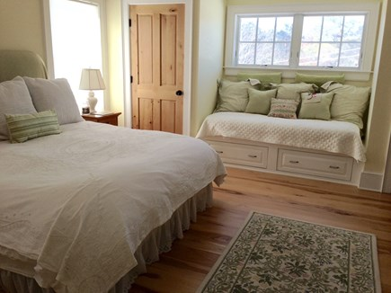 North Eastham/Bay Side Cape Cod vacation rental - 2nd floor getaway Master Suite with twin bed