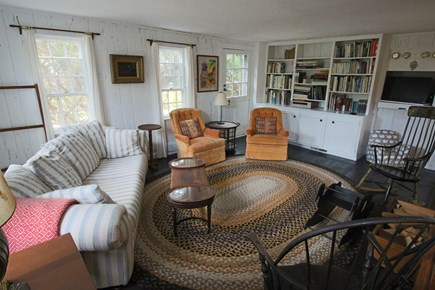 Dennis Cape Cod vacation rental - Living Room 1