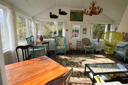 Dennis Cape Cod vacation rental - Fabulous Sun Room